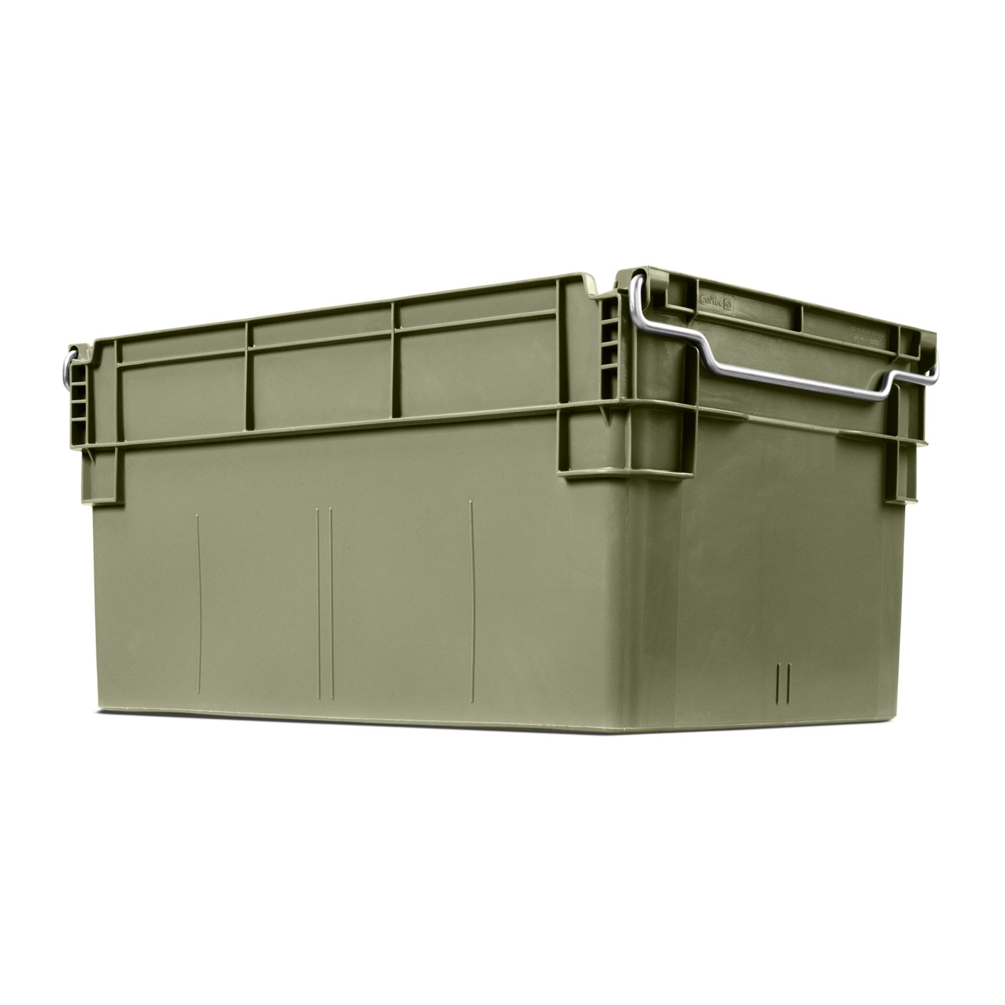 60 liter Container with stacking bars